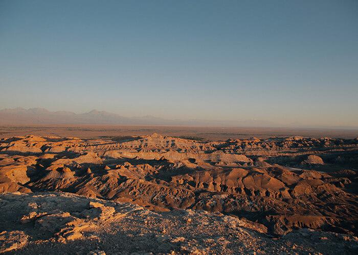 Atacama Desert landscape